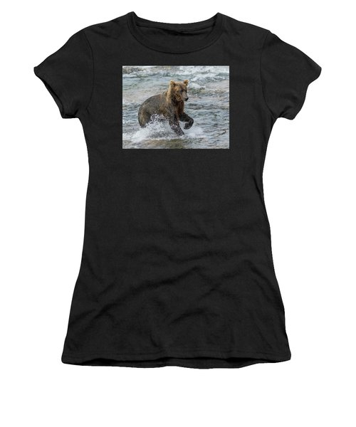 Ready For Action  Women's T-Shirt