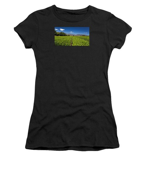 Ready For Harvest Women's T-Shirt (Athletic Fit)