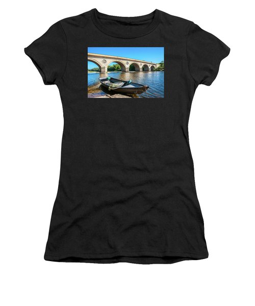 Ready To Cast Off Women's T-Shirt (Athletic Fit)