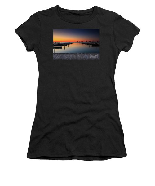 Ready To Dock Women's T-Shirt (Athletic Fit)