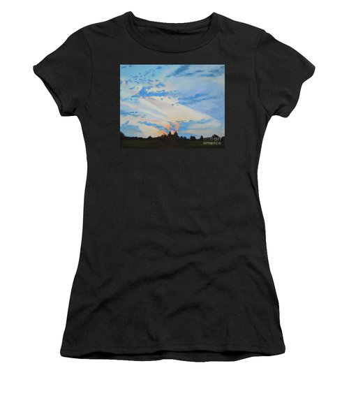 Reality Women's T-Shirt (Athletic Fit)