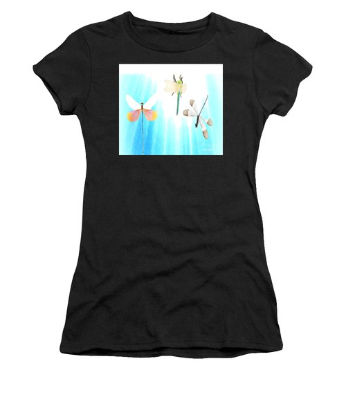Realization Of Life Women's T-Shirt (Athletic Fit)