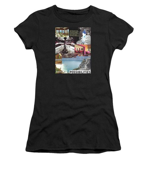 Realms Of Possibility Women's T-Shirt