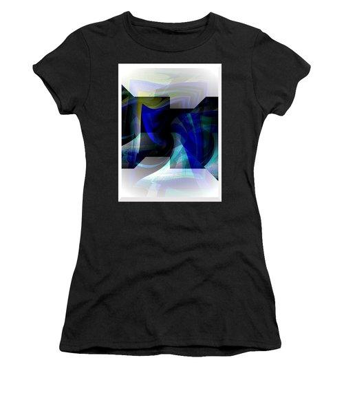 Transparency 2 Women's T-Shirt (Junior Cut) by Thibault Toussaint