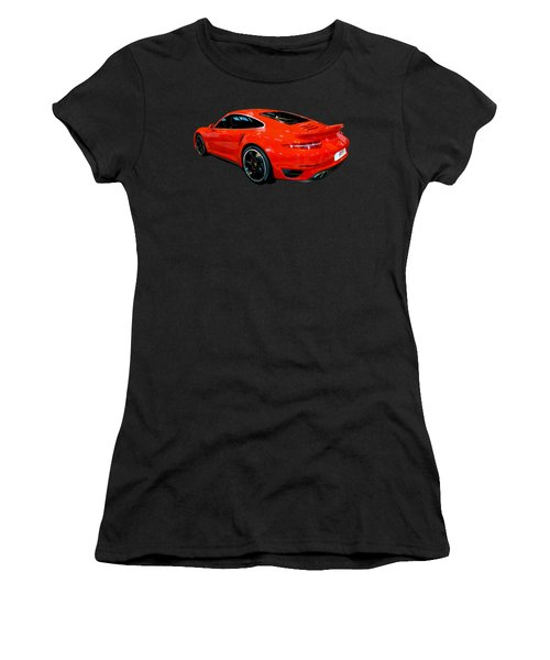 Red 911 Women's T-Shirt