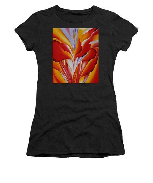 Red Canna Women's T-Shirt
