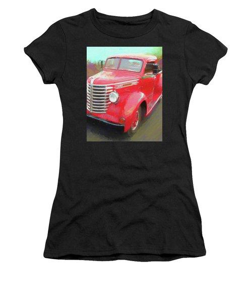 Red Diamond Women's T-Shirt