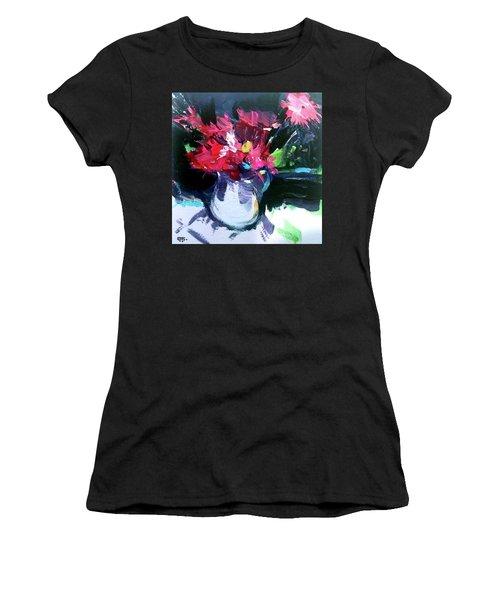 Red Glow Women's T-Shirt