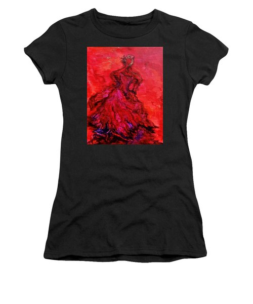 Red Lady Women's T-Shirt