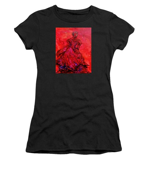 Red Lady Women's T-Shirt