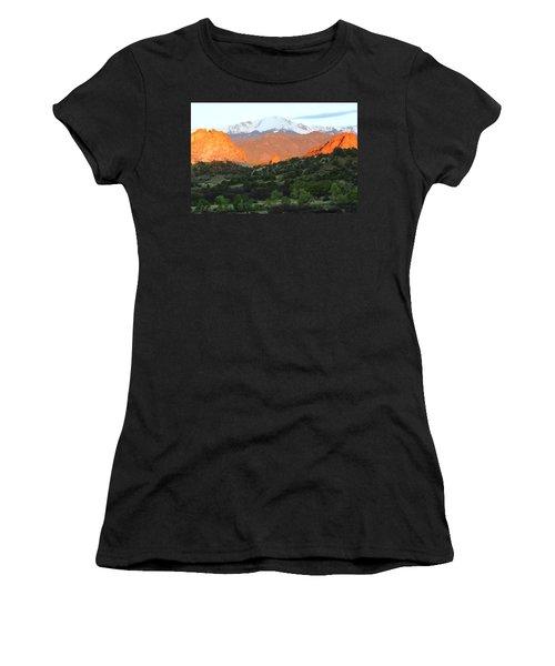 The Red Light District Women's T-Shirt