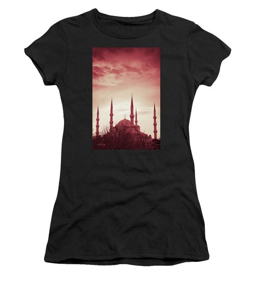 Red Peace Women's T-Shirt