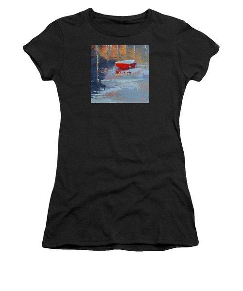 Red Reflections Women's T-Shirt