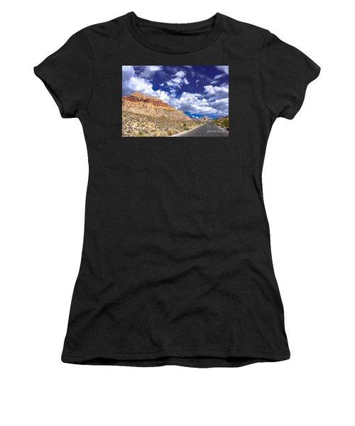 Red Rock Canyon Women's T-Shirt