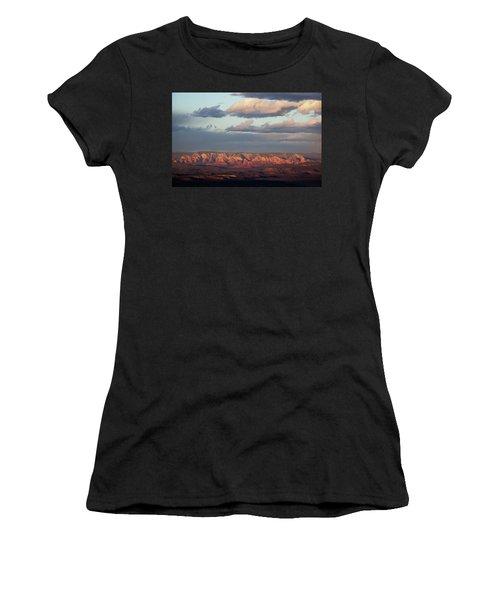 Red Rock Crossing, Sedona Women's T-Shirt