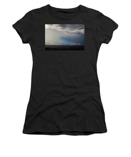 Red Rock Monsoon Women's T-Shirt