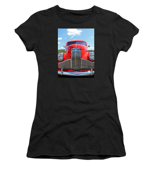 Red Studebaker Women's T-Shirt