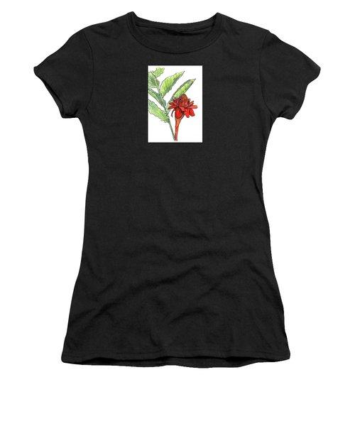 Red Torch Ginger Women's T-Shirt