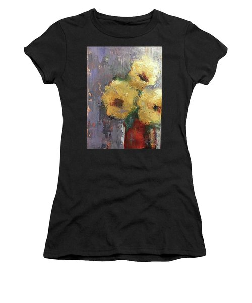Red Vase Women's T-Shirt (Athletic Fit)