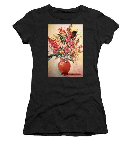 Red Vase Women's T-Shirt
