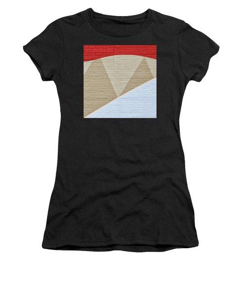 U-haul Art Women's T-Shirt (Athletic Fit)