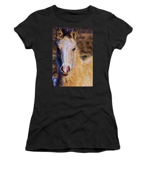 Red Willow Pony Women's T-Shirt