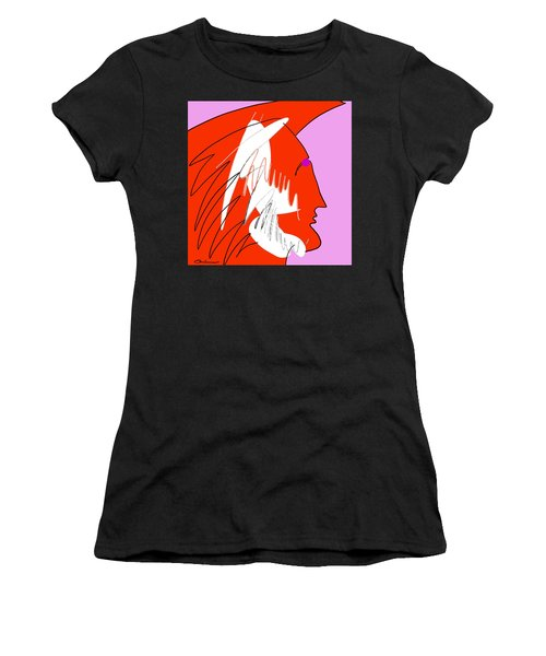Red Wing Women's T-Shirt (Athletic Fit)