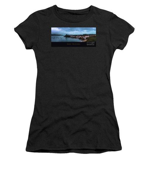 Redes Ria De Ares La Coruna Spain Women's T-Shirt (Athletic Fit)