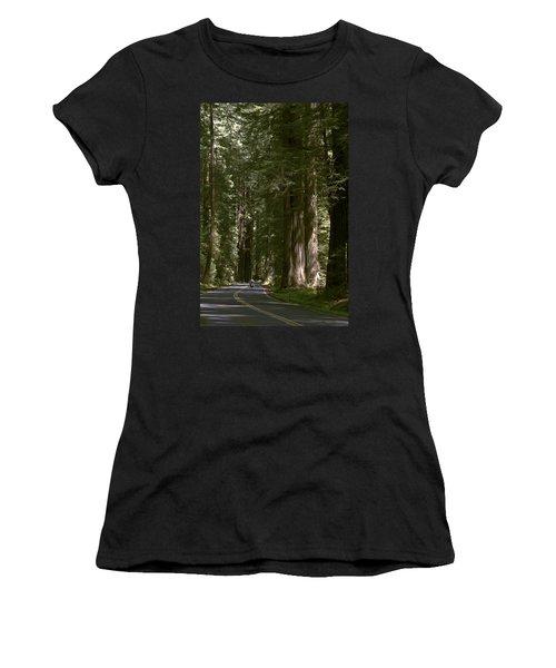 Redwood Highway Women's T-Shirt