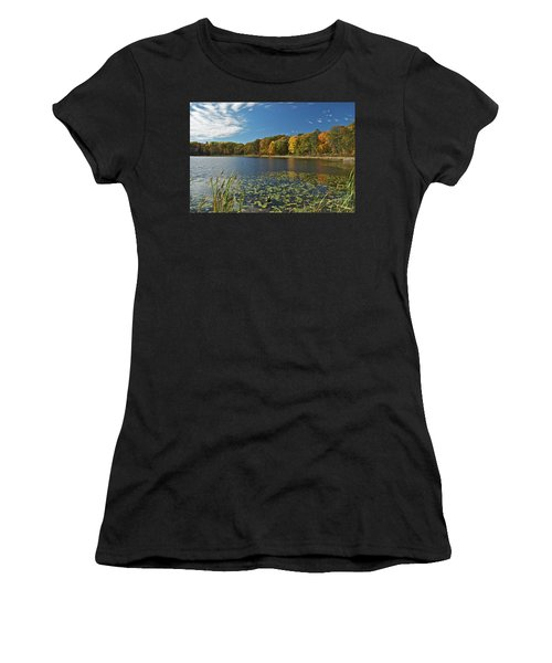 Reed Lake 0162 Women's T-Shirt (Athletic Fit)