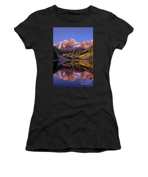Reflecting Dawn Women's T-Shirt