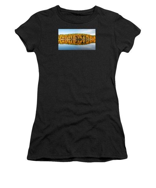 Reflection Of Autumn Women's T-Shirt