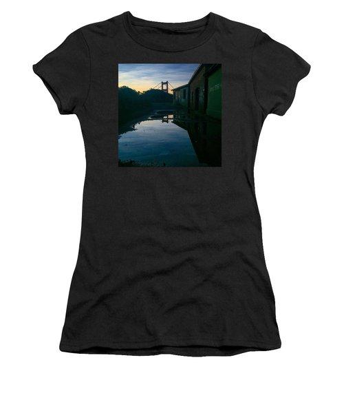 Reflecting On Past Wars Women's T-Shirt