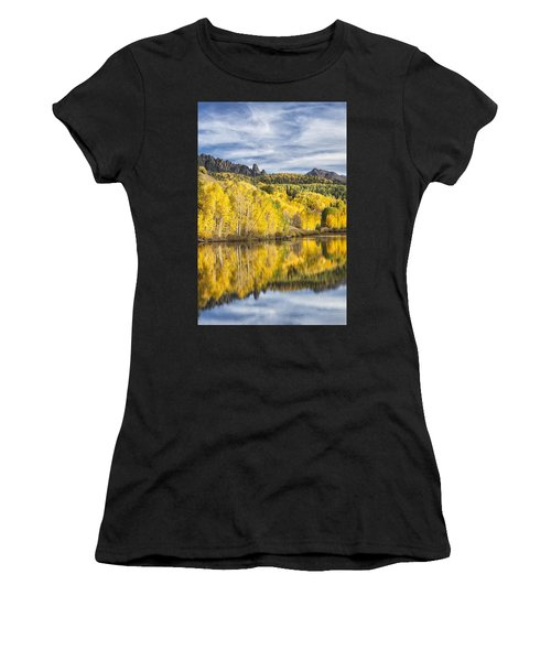 Reflection With Ophir Needles I Women's T-Shirt