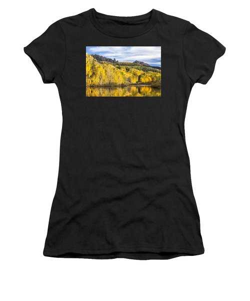 Reflection With Ophir Needles II Women's T-Shirt