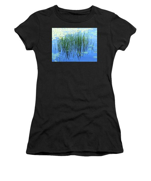 Reflections In The Bay Women's T-Shirt