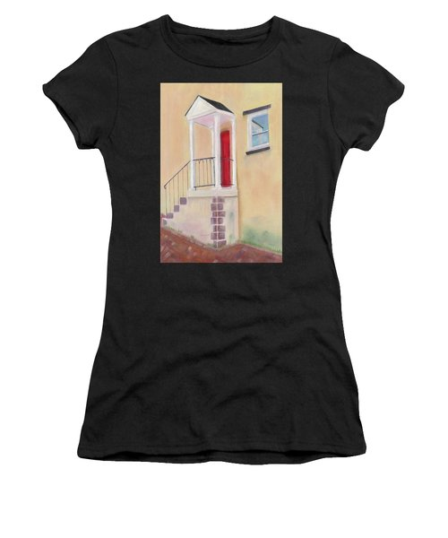Red Door - Baltimore Women's T-Shirt (Athletic Fit)