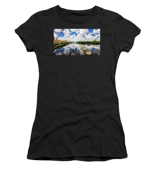 Reflections Of Minneapolis Women's T-Shirt