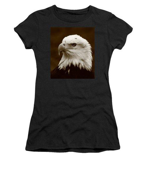 Regal  Eagle Women's T-Shirt (Athletic Fit)