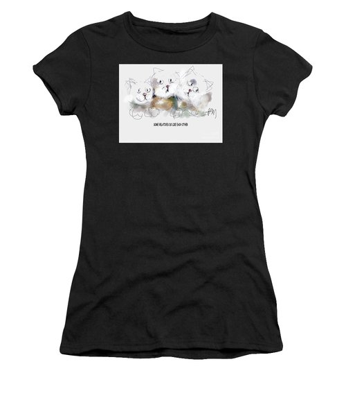 Relatives Women's T-Shirt (Athletic Fit)