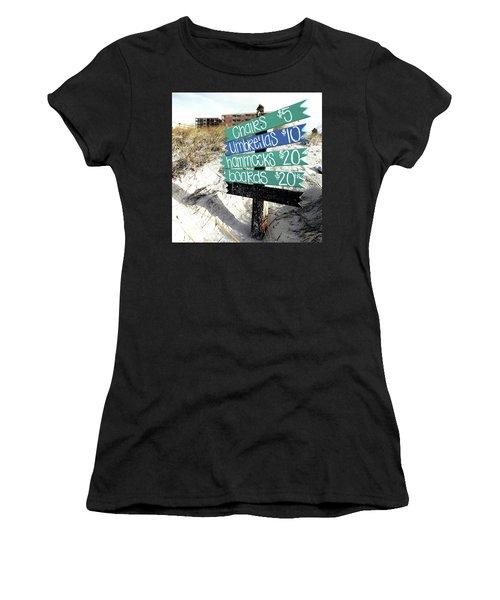 Relax For Twenty Women's T-Shirt