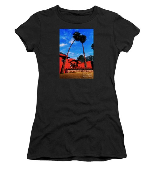 Relax With Nature Women's T-Shirt (Athletic Fit)