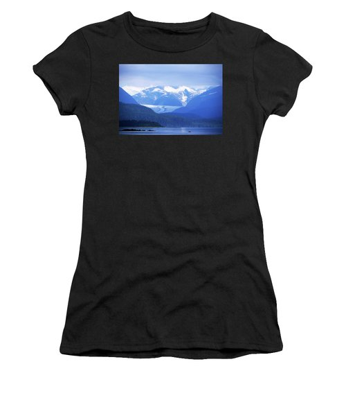 Remains Of A Glacier Women's T-Shirt