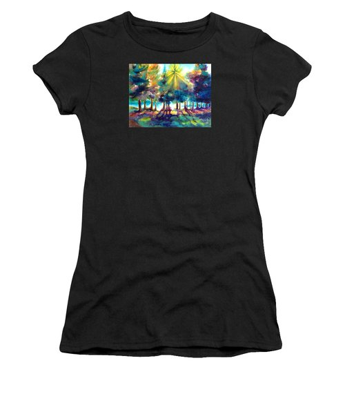 Remember The Son Women's T-Shirt (Athletic Fit)