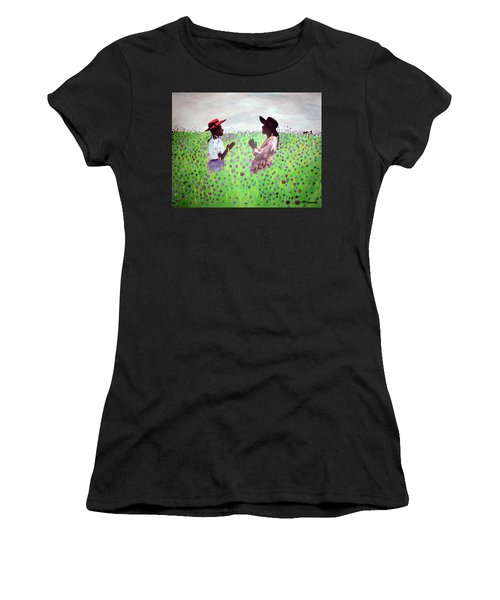 Remember Way Back When Women's T-Shirt (Athletic Fit)