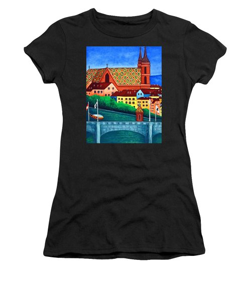 Remembering Basel Women's T-Shirt