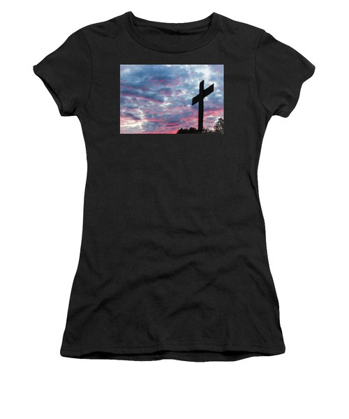 Reminded Women's T-Shirt (Athletic Fit)