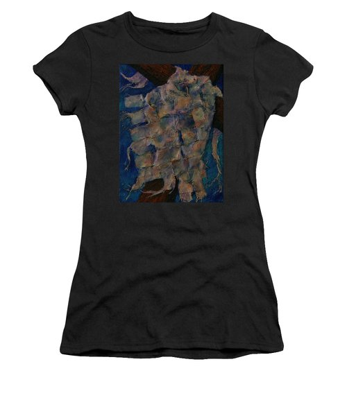 Remnant Women's T-Shirt (Junior Cut) by Dorothy Allston Rogers