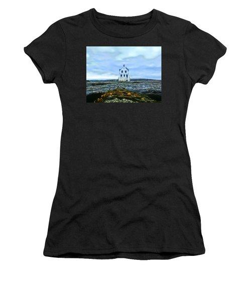 Remnants On The Rocks Women's T-Shirt