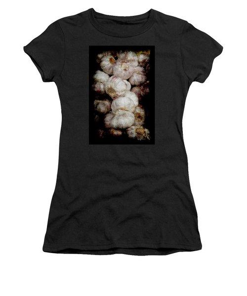 Renaissance Garlic Women's T-Shirt (Athletic Fit)